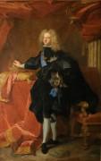 Король Испании Филипп V - Риго, Иасент