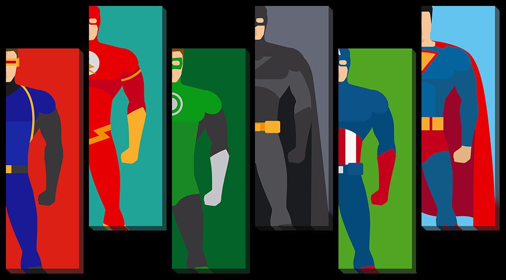 Коллекция супергероев_2