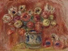 Букет цветов - Ренуар, Пьер Огюст