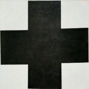 Черный крест - Малевич, Казимир