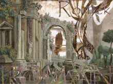 Римские руины - Борелли, Гвидо (20 век)