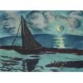 Луна над морем - Бекман, Макс