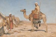 Бедуины в пустыне - Льюис, Джон Фредерик