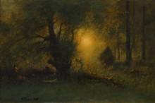 Рассвет в лесу - Иннесс, Джордж