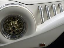 Винтаж колесо - Сток
