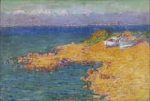 Залив в Ницце, 1891 -  Рассел, Джон Питер