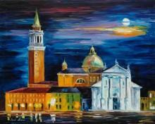 Луна над Венецией - Афремов, Леонид