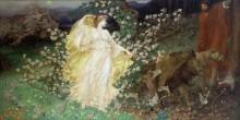 Венера и Анхис -  Ричмонд, Уильям Блейк