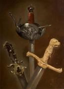 Три меча - Милле, Джон Эверетт