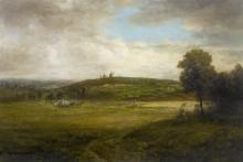 Мельницы на монмартрском холме - Руссо, Теодор