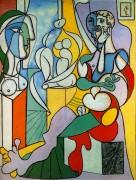 Скульптор - Пикассо, Пабло
