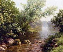 Река во Франции - Эдмунд, Рене Шарль