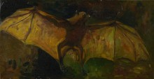 Летучая лиса (Flying Fox), 1885 - Гог, Винсент ван
