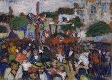 Четырнадцатое июля (День взятия Бастилии) - Пикассо, Пабло