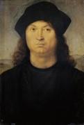 Портрет мужчины - Рафаэль, Санти