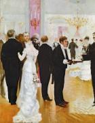 Свадебный приём - Беро, Жан