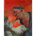 Моряк и женщина - Дикс, Отто