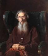 Портрет Владимира Даля - Перов, Василий Григорьевич