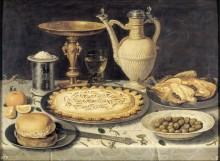 Стол, 1612 - Питерс, Клара