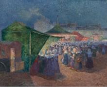 Ярмарка- фестиваль -  Пюигадо, Фердинанд дю