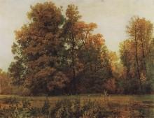 Осень, 1892 - Шишкин, Иван Иванович