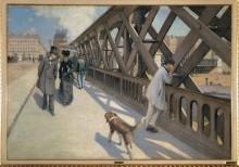 Европейский мост, Париж - Кайботт, Густав