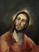 Христос в молитве - Греко, Эль