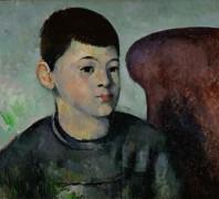 Портрет сына художника - Сезанн, Поль