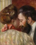 Секрет (Тайна), 1897 - Ренуар, Пьер Огюст