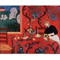 Красная комната (Гармония в красном) - Матисс, Анри