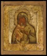 Икона Б.М. Феодоровская (XVII в)