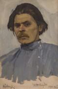 Портрет М.Горького - Нестеров, Михаил