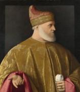 Портрет дожа Андреа Гритти - Катена, Винченцо