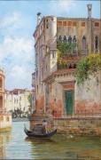 Палаццо Контарини, Венеция - Брандейс, Антониетта