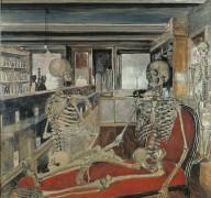 Скелеты - Дельво, Поль