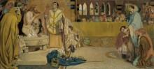 Крещение Эдвина, короля Нортумбрии - Браун, Форд Мэдокс