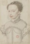 Маргарита Валуа - Клуэ, Франсуа