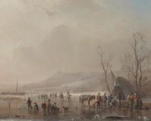 Развлечения на льду - Штадеман, Адольф