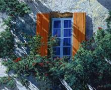 Тени на окне - Борелли, Гвидо (20 век)