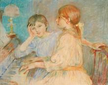 Пианино - Моризо, Берта