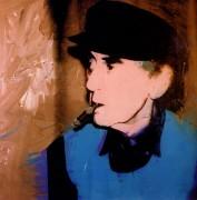 Ман Рэй (Man Ray), 1974 - Уорхол, Энди