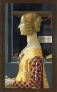Портрет Джованны Торнабуони - Гирландайо, Доменико