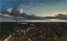 Битва при Монмирайле - Верне, Эмиль-Жан-Орас