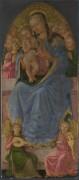 Богоматерь с младенцем - Макиавелли, Заноби