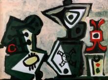 Натюрморт, 1959 - Пикассо, Пабло