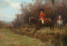 Охота на лисиц - Блинкс, Томас