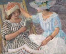 Марта и Ноно, 1917 - Лебаск, Анри