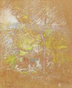 КоттеджДжулиан Олден Вейр , Бранчвиль,  штат Коннектикут, 1890 - Твочтман, Джон Генри