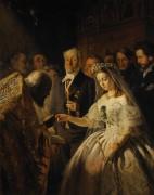 Неравный брак - Пукирев, Василий Владимирович