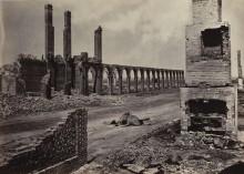 Руины  депо - Барнард, Джордж